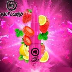 Shake N' Vape Pink Grenade By Riot Squad - 60ml. eclshop.dk