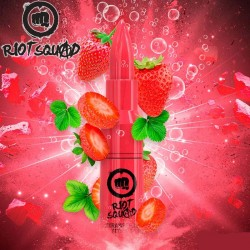 Riot Squad, Front Line & Jungle Juice Strawberry Scream By Riot Squad - 60ml. eclshop.dk