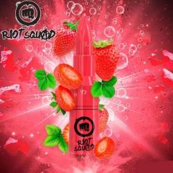 Shake N' Vape Strawberry Scream By Riot Squad - 60ml. eclshop.dk