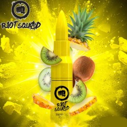 Riot Squad, Front Line & Jungle Juice Tropical Fury By Riot Squad - 60ml. eclshop.dk
