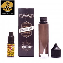 AROMA Tobacco Trail Aroma By GUERRILLA - 10ml. eclshop.dk