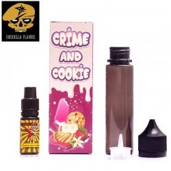 Guerrilla Flavors Crime And Cookie Aroma By GUERRILLA - 10ml. eclshop.dk