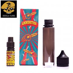 AROMA Ammunition Aroma By GUERRILLA - 10ml. eclshop.dk