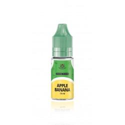 Vapestreet Apple/Banana - Vapestreet Aroma - 10ml. eclshop.dk