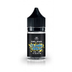 Vapestreet Funky Styles - Clown Walk by Vapestreet - 35ml eclshop.dk