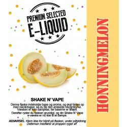 ECL Premium Selected Honning Melon - ECL Blend 30ml. eclshop.dk
