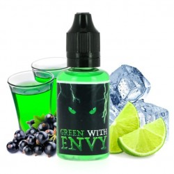 Chefs Flavours Green with Envy Aroma By Chefs Flavours - 30ml. eclshop.dk