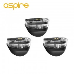 Coils Aspire Cobble AIO 1.8ml Pod Cartridge - 3pak eclshop.dk