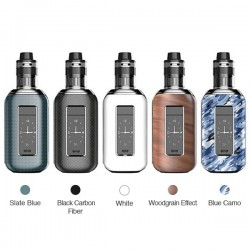 Elektroniske MODS Aspire Skystar 210W Touch Screen TC Kit with Revvo tank eclshop.dk