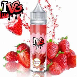 Vapetasia & I VG Premium Ejuice I VG - Strawberry Candy - 60ml. eclshop.dk