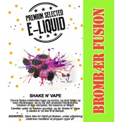 ECL Premium Selected Brombær Fusion - ECL Blend 30ml. eclshop.dk