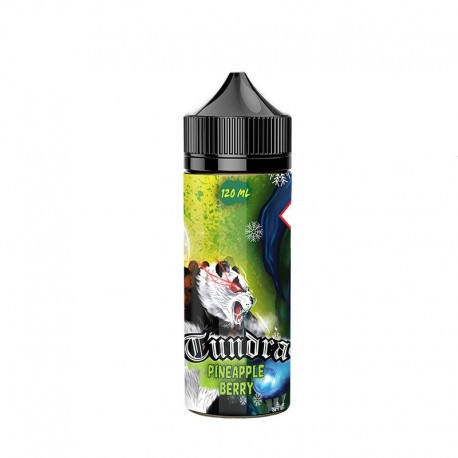 Full Chubs, Tundra & Solar Juice Pineapple Berry, Tundra Juice - 120ml eclshop.dk