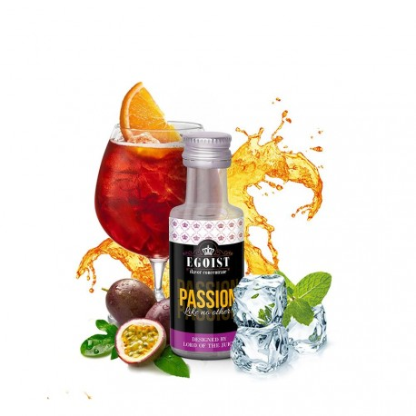 EGOIST - Lord Of The Juice Passion 20ml. - EGOIST by LOTJ eclshop.dk