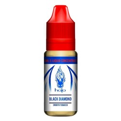 Halo, Horny Flava & Fcukin' Flava Halo Black Diamond - 10ml. eclshop.dk
