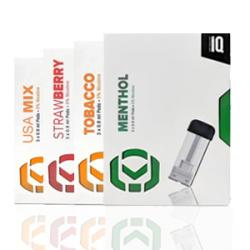 Hangsen Hangsen IQ e-væske Cartridge, 3pak eclshop.dk