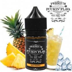 Halo, Horny Flava & Fcukin' Flava Fcukin Flava - Freezy Pineapple Aroma - 30ml. eclshop.dk
