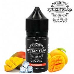 Halo, Horny Flava & Fcukin' Flava Fcukin Flava - Philippine Mango Aroma - 30ml. eclshop.dk