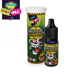 Aromazon, Chill Pill & Coffee Mill Jungle Soul – Slushy Grapefruit By Chill Pill - 10ml. eclshop.dk