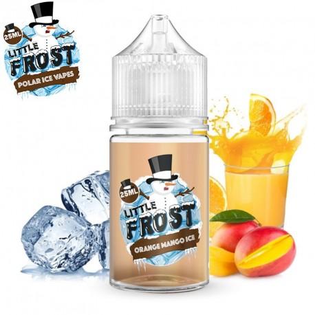 Dr. Frost, Mr Frosty & Jungles Frost Dr Frost Orange Mango Ice - 35ml eclshop.dk
