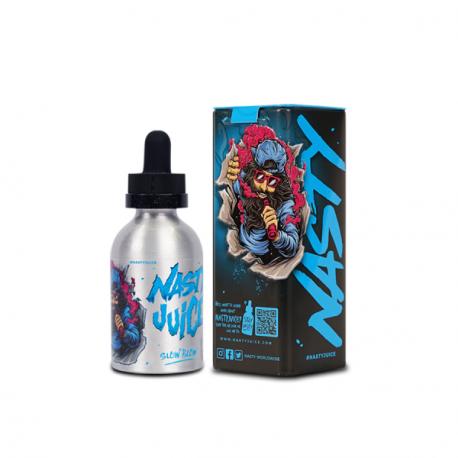 Nasty Juice & Horny Flava Nasty Juice Slow Blow - 60ml. eclshop.dk