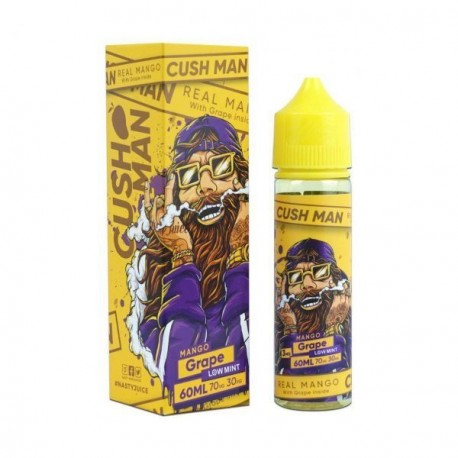Nasty Juice & Horny Flava Nasty Juice Mango Grape - 60ml. eclshop.dk