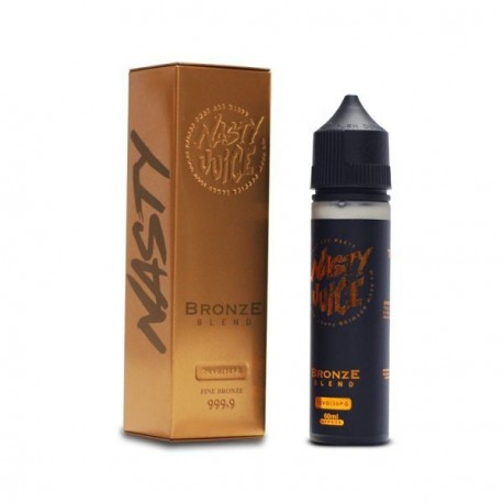 Nasty Juice & Horny Flava Nasty Juice Bronze Blend - 60ml. eclshop.dk