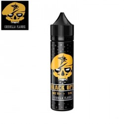 Icons, Guerrilla & Hustler Juice GUERRILLA Liquid Black Ops, 60ml eclshop.dk