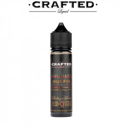 Crafted & Space Jam Rhubarb Muffin by CRAFTED - 60ml eclshop.dk