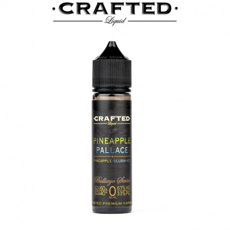 Crafted & Space Jam Pineapple Pallace by CRAFTED - 60ml eclshop.dk