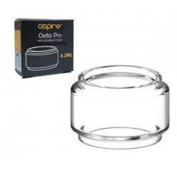 Diverse & Reservedele Aspire Cleito Pro 4,2ML bulb glas eclshop.dk