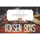 Chefs Flavours & Joe Roots Voksen Sovs Aroma By Joe Roots - 30ml. eclshop.dk