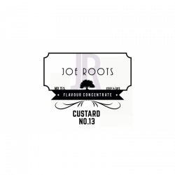 Chefs Flavours & Joe Roots Custard no. 13 Aroma By Joe Roots - 30ml. eclshop.dk