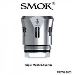 V12 P-Tank Triple Mesh 0.15ohm - 3pak