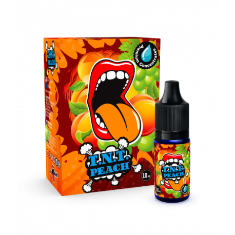 Big Mouth TNT Peach Aroma - Big Mouth eclshop.dk