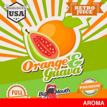 Big Mouth Orange & Guava Aroma - Big Mouth eclshop.dk