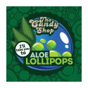 The Candy Shop - Aloe Lollipops Aroma - Big Mouth