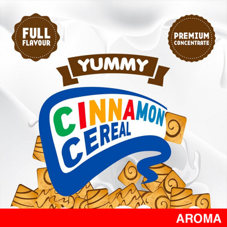 Big Mouth Yummy Cinnamon Cereal Aroma - Big Mouth eclshop.dk