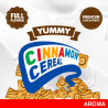 Yummy Cinnamon Cereal Aroma - Big Mouth