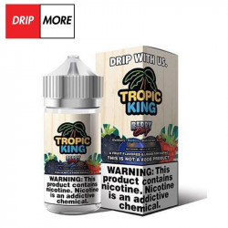 Drip More (Candy King) TROPIC KING – BERRY BREEZE 120ml. - Drip More eclshop.dk