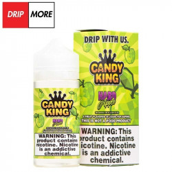 Flawless & Drip More CANDY K'NG – HARD APPLE 120ml. - Drip More eclshop.dk
