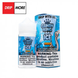 Drip More (Candy King) CANDY K'NG – SWEDISH ON ICE 120ml. - Drip More eclshop.dk