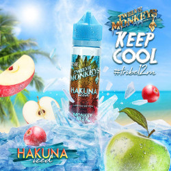 Fantasi & Twelve Monkeys Hakuna Iced By Twelve Monkeys - 60ml. eclshop.dk