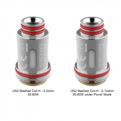 Uwell UN2 Meshed Coil-H, 1pak