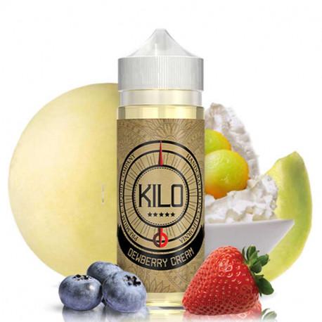 E-væske KILO Classic - Dewberry Cream - 120ml. eclshop.dk