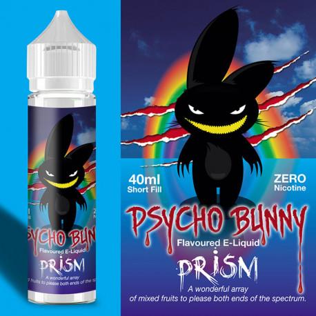 E-væske Flapour, Psycho Bunny Prism VG80/PG20 - 60ml eclshop.dk