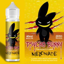 E-væske Flapour, Psycho Bunny Melonade VG80/PG20 - 60ml eclshop.dk