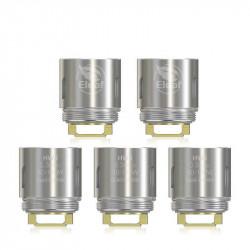 Coils HW4 Quad-Cylinder Coils - 0.3ohm - 5pak eclshop.dk
