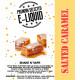 ECL Premium Selected Salted Caramel - ECL Blend 30ml. eclshop.dk