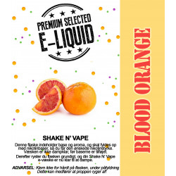 ECL Premium Selected Blood Orange - ECL Blend 30ml. eclshop.dk