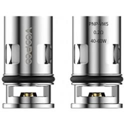 Coils VOOPOO PnP Mesh Coil for VINCI Kit - VM5 0.2ohm - 5 Pak eclshop.dk